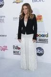 Lisa Marie Presley at the 2012 Billboard Music Awards Arrivals, MGM Grand, Las Vegas, NV 05-20-12 Royalty Free Stock Images