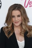 Lisa Marie Presley at the 2012 Billboard Music Awards Arrivals, MGM Grand, Las Vegas, NV 05-20-12 Stock Image