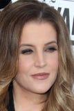 Lisa Marie Presley arrives at the 2012 Billboard Awards Stock Image