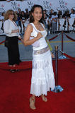 Lisa Raye. Actress LISARAYE at the world premiere of Mr & Mrs Smith. June 7, 2005 Los Angeles, CA.  2005 Paul Smith / Featureflash Royalty Free Stock Photo