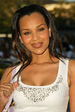 "Lisa Raye. LisaRaye  at the world premiere of ""Mr. & Mrs. Smith"" at Mann Village Theater, Westwood, CA 06-07-05 Royalty Free Stock Images"