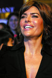 Lisa Rinna appearing live. Lisa Rinna at The Grove in December 2006 Royalty Free Stock Photos