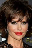 Lisa Rinna arrives at the 2012 Daytime Emmy Awards Royalty Free Stock Photos