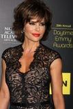 Lisa Rinna arrives at the 2012 Daytime Emmy Awards Stock Image