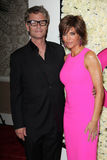 Lisa Rinna, Harry Hamlin, Four Seasons Stock Photo