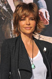 Lisa Rinna, Ranger$ Royalty-vrije Stock Foto's
