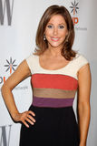 Lisa Sigell arrives at the Step Up Women's Network 7th Inspiration Awards Royalty Free Stock Photos