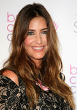 Lisa Snowdon, Fashion Show Royalty Free Stock Photography