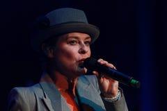 lisa stansfield Στοκ Φωτογραφία