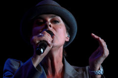 Lisa Stansfield Stock Image