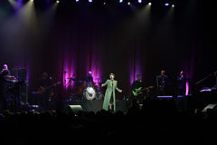 Lisa Stansfield Royalty Free Stock Images