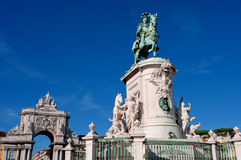 Lisboa Foto de archivo