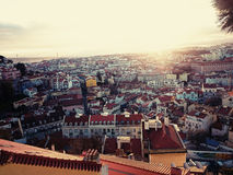 lisboa Foto de Stock Royalty Free