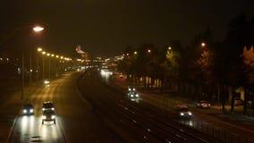 Lisboa em a noite vídeos de arquivo