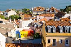Lisboa landscape Royalty Free Stock Photos