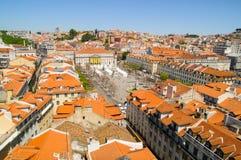 Lisboa landscape Stock Photography
