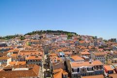 Lisboa landscape Stock Photo