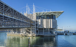 Lisboa Oceanarium Imagenes de archivo