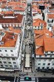 Lisboa Overview stock image