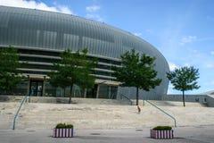 Lisboa, Portugal - 18 de setembro de 2006: Pa atlântico da arena de Altice imagem de stock royalty free