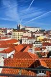 Lisboa, Portugal, destino turístico Imagen de archivo