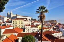 Lisboa, Portugal, destino turístico Fotografía de archivo libre de regalías