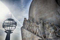Lisboa, Portugal, destino turístico Imágenes de archivo libres de regalías