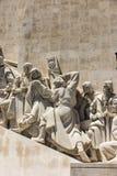Lisboa, Portugal, el 16 de junio de 2018: Monumento a los descubrimientos en Belem, Lisboa imágenes de archivo libres de regalías