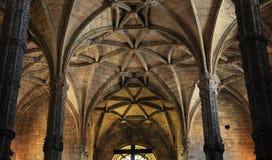 Lisboa, Portugal - monasterio de Jeronimos del renacimiento Fotografía de archivo libre de regalías