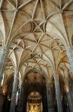Lisboa, Portugal - monasterio de Jeronimos del renacimiento Foto de archivo libre de regalías