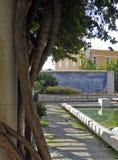 Lisboa, punto de visión de Santa Luzia Fotografía de archivo libre de regalías