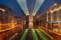 Lisboa Rossio Fotos de Stock Royalty Free