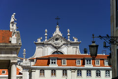 Lisboa street view Royalty Free Stock Images