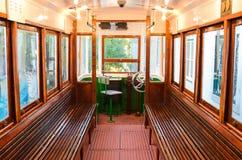 Lisbom tram stock photo