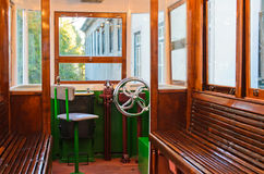 Lisbom tram royalty free stock photos