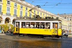 Lisbon Royaltyfria Foton