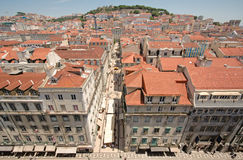 Lisbon from above, Portugal Stock Photography