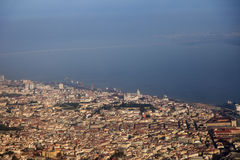 Lisbon - aerial view of the city Stock Image