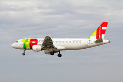 Lisbon Airport, 19 th May 2012 Stock Photo