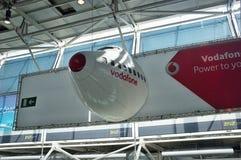 Lisbon Airport - Terminal 1 royalty free stock image