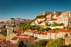 Lisbon Alfama Royalty Free Stock Photography