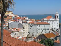 Lisbon - Alfama Royalty Free Stock Photo