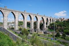 Free Lisbon Aqueduct Royalty Free Stock Photos - 14871868