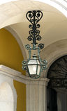 Lisbon Arcade Lamp Stock Photos