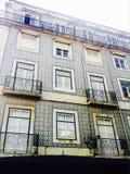 Lisbon Architecture Royalty Free Stock Photo