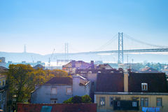 Lisbon architecture, Portugal Stock Photography