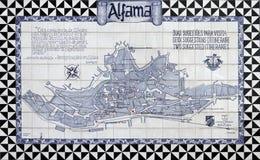 Lisbon azulejos Royalty Free Stock Image