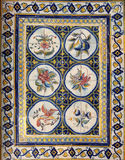 Lisbon azulejos Royalty Free Stock Images