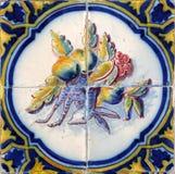 Lisbon azulejos Royalty Free Stock Images