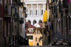 Lisbon Royalty Free Stock Photo